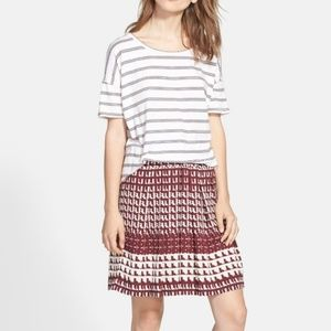 ACE DELIVERY PLEATED SKIRT